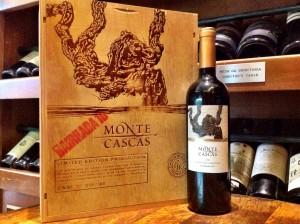 """Novidade da Bairrada aqui na loja, Monte Cascas """"vinha das cardosas"""" 2010 uma raridade das qual só foram produzidas pouco mais de 1000 garrafas!!!!"""